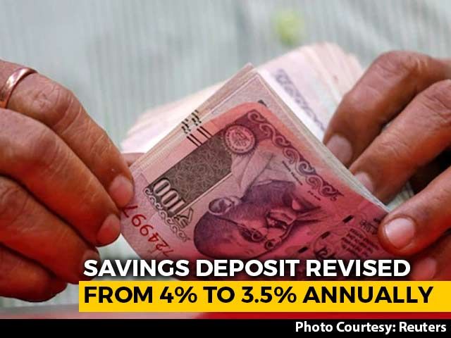 Video : Interest Rates On Small Savings Cut, PPF Down From 7.1% To 6.4%