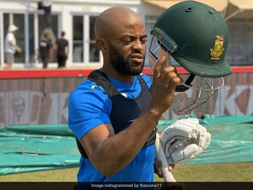 Deep Significance As Temba Bavuma Named South Africas First Black Cricket Captain