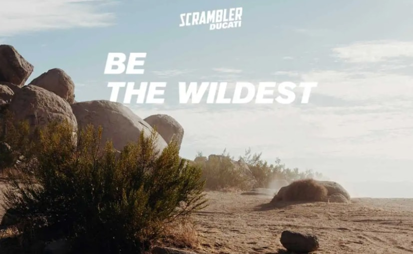 Ducati teases new addition to Scrambler family