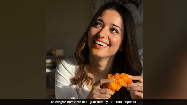 Watch: Tamannaah Bhatia Joins #DontRush Challenge, Gives It Yummy Spin
