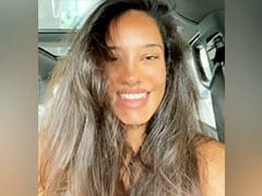 """What Lisa Haydon Loves About """"Being Pregnant"""""""