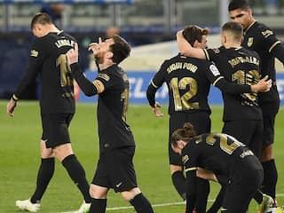 La Liga: Lionel Messi On Song As Barcelona Thrash Real Sociedad, Atletico Madrid Edge Past Alaves