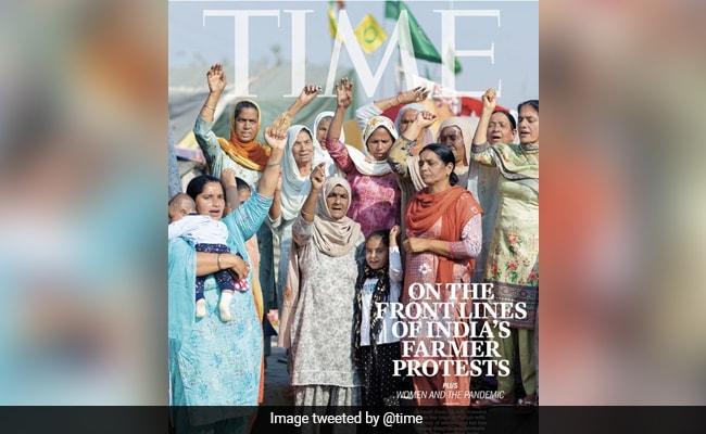 'हमें ना डरा सकते, ना ही खरीद सकते', TIME ने आंदोलनकारी महिला किसानों को कवर पेज पर दी जगह