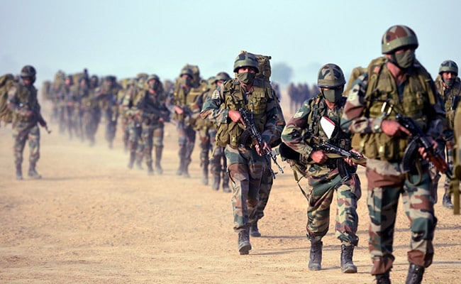India, Russia To Hold 13-Day Mega Joint Military Exercise From August 1