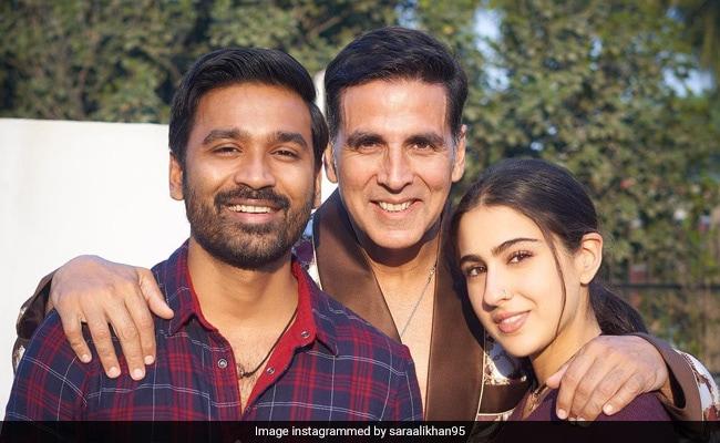 Sara Ali Khan Wraps Atrangi Re With A Heartwarming Note For Akshay Kumar And Dhanush
