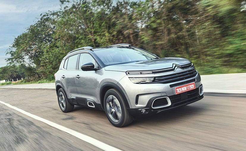 The 2021 Citroen C5 Aircross is likely to be priced between Rs. 25-30 lakh (ex-showroom)