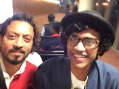 Just Throwback Pics Of Irrfan Khan And Son Babil Trying To Look Like Each Other