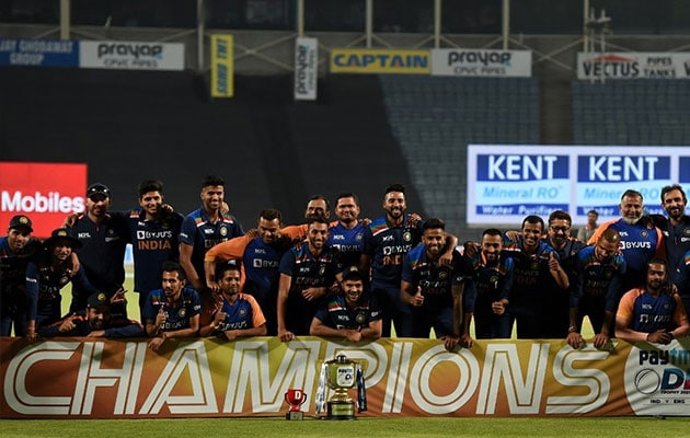 3rd ODI: India Defy Curran Heroics In Thrilling Finale To Win Series 2-1