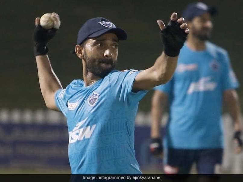 IPL 2021: Ajinkya Rahane Gives Fans Sneak Peek Of New Delhi Capitals Jersey