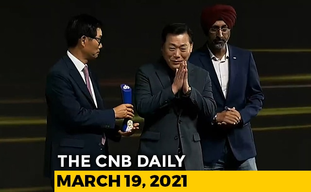 Video : 2021 CNB Car of the Year | Two-Wheeler of the Year