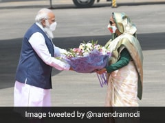 "PM Calls Meeting With Sheikh Hasina ""Productive"" As India, Bangladesh Sign 5 MoUs"