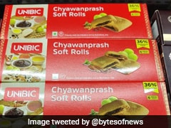 Bizarre Pic Of Chyawanprash-Filled Cookie Rolls Leaves Twitter Aghast