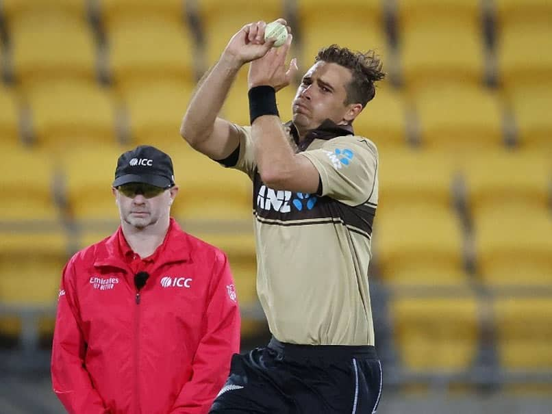 New Zealand vs Australia: Tim Southee Reprimanded For Breaching ICC Code Of Conduct
