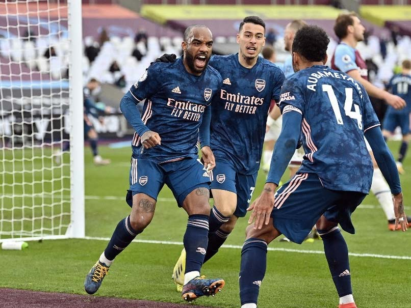 Premier League: Arsenal Frustrate Mikel Arteta Despite Three-Goal Fightback Against West Ham