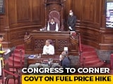 Video : Government Braces For Fuel Price Attack As Budget Session Resumes Today