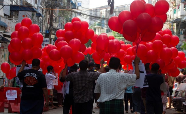 Myanmar Military Says Protesters Will Be'Shot In The Head: Report