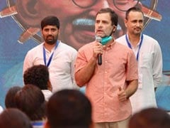 """""""Ready To Lead Congress Again?"""" Rahul Gandhi Was Asked. His Response"""