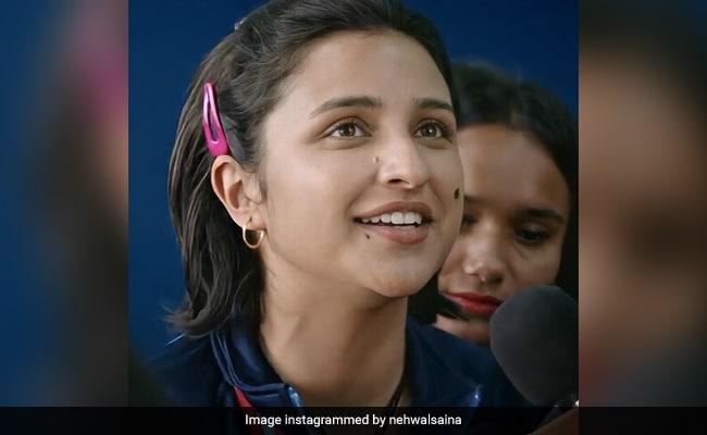 'Love The Look': Saina Nehwal On Parineeti Chopra As 'Mini Saina' In New Poster