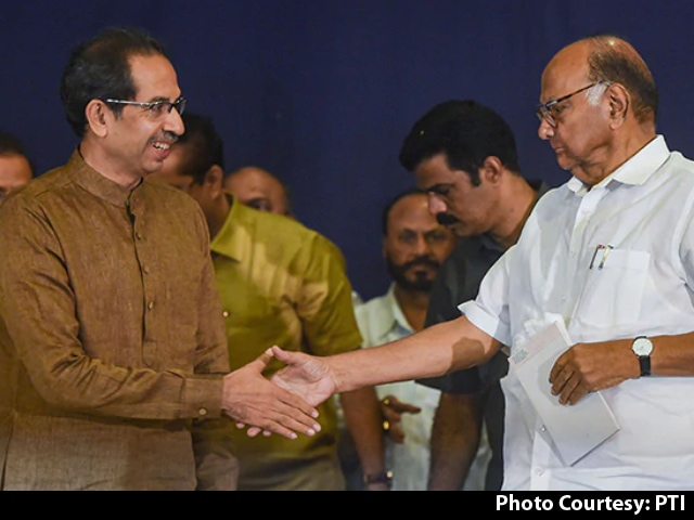 Video : Will Maharashtra Home Minister Go? Alliance Meet Today After Letter Bomb