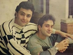 "Randhir Kapoor Misses ""Darling Brothers"" Rishi And Rajiv. See His Post"