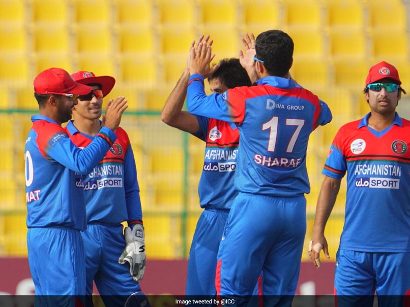Asghar Afghan Breaks MS Dhoni Record As Afghanistan Sweep Zimbabwe T20I Series