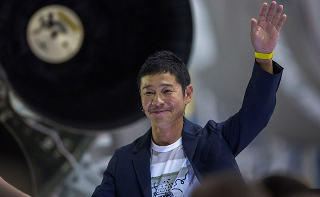 Fly Me To The Moon: Japan Billionaire Offers Space Seats - NDTV
