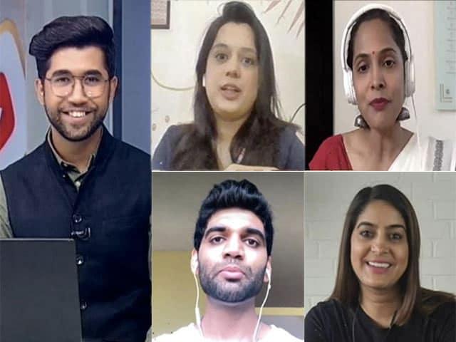 Videos : YouTube पर सबसे ज़्यादा चमकने वाले सितारों से खास बातचीत, अरुण सिंह ने पूछी उनकी स्ट्रेटेजी