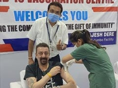 Sanjay Dutt Gets His First COVID-19 Vaccine Shot. Read His Post