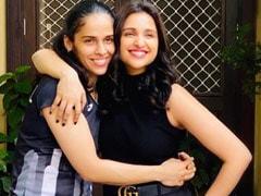 "On Saina Nehwal's Birthday, Parineeti Chopra Writes A Note To Her ""Muse"""