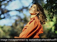 "On Samantha Ruth Prabhu's Pic Of ""Something Special,"" Rakul Preet Dropped This Comment"