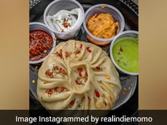 With 10 Pieces Of Momos In One, This 'Jumbo Momo' May Be The Biggest Momo Of Delhi
