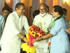 """""""Happy To Be In 'Functional' Party"""": Ex-Congress Leader PC Chacko On NCP"""