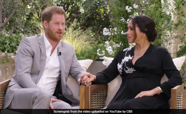 Amid Transatlantic Feud, Zero Hour For Harry, Meghan Interview - NDTV