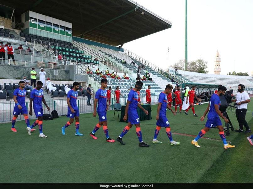 """Build On The Moment"": Sunil Chhetri Congratulates All 10 India Debutants After Draw Against Oman"