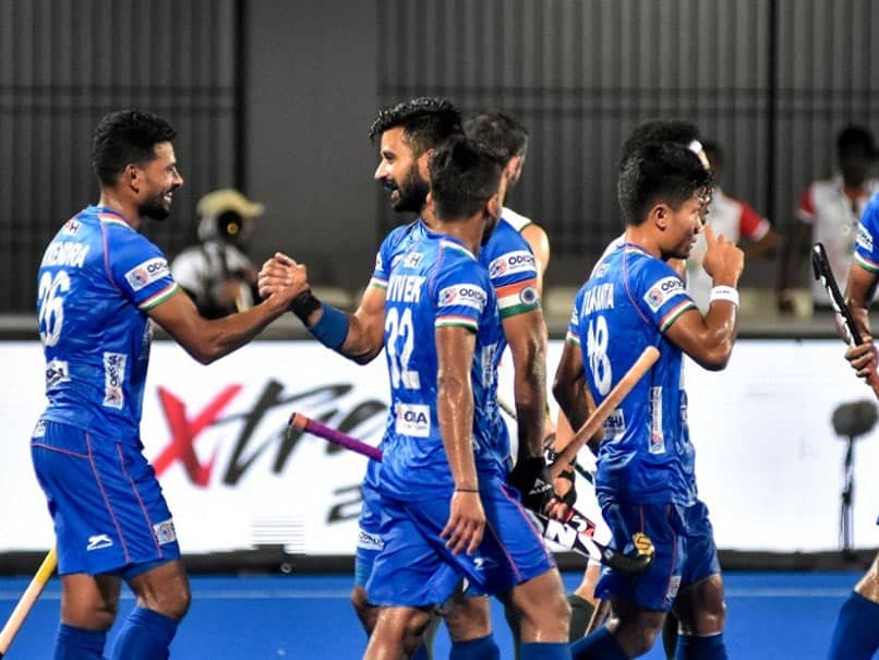 Indian Mens Hockey Core Probable Group To Report For Camp On March 13