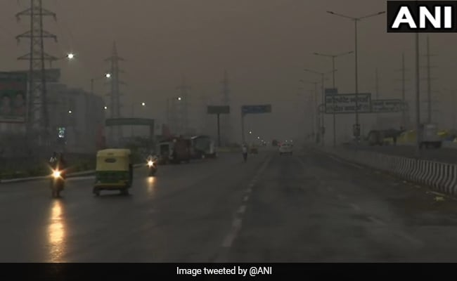 Rain In Some Parts Of Delhi Brings Respite From Heat Wave Conditions
