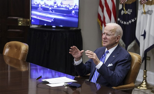 """You Kidding Me? What An Honour"": Biden To Indian-American At NASA Meet - NDTV"