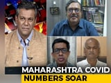 Video: Maharashtra Coronavirus Numbers Sour: Stinging Report By Central Team