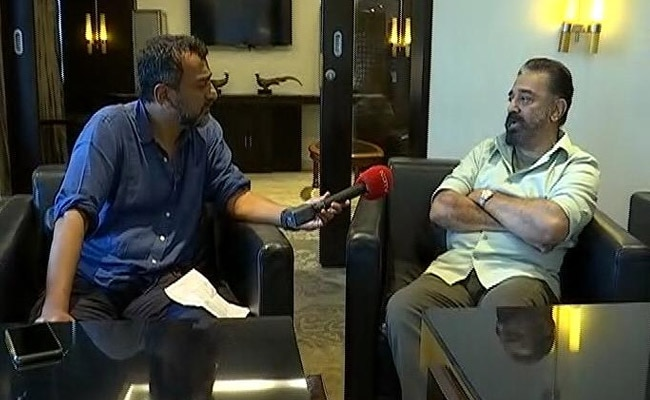 Kamal Haasan To NDTV