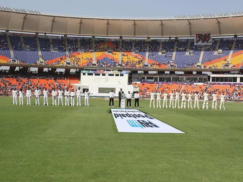 Narendra Modi Stadium Represents Aspirations Of New India: Minister
