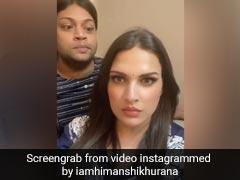 Himanshi Khurana को शख्स ने अंग्रेजी में कहे अपशब्द, एक्ट्रेस ने रानी मुखर्जी बन दिया करारा जवाब- देखें Video