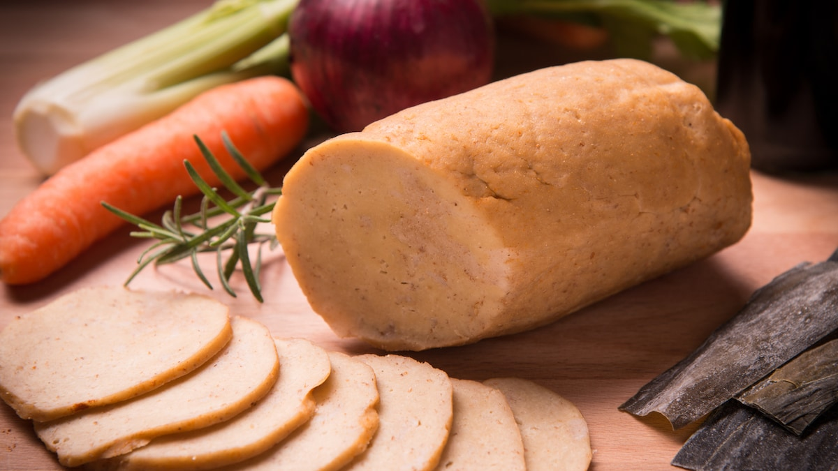 Yes, It's True! 2-Ingredient Vegetarian Chicken Substitute May Blow Your Mind