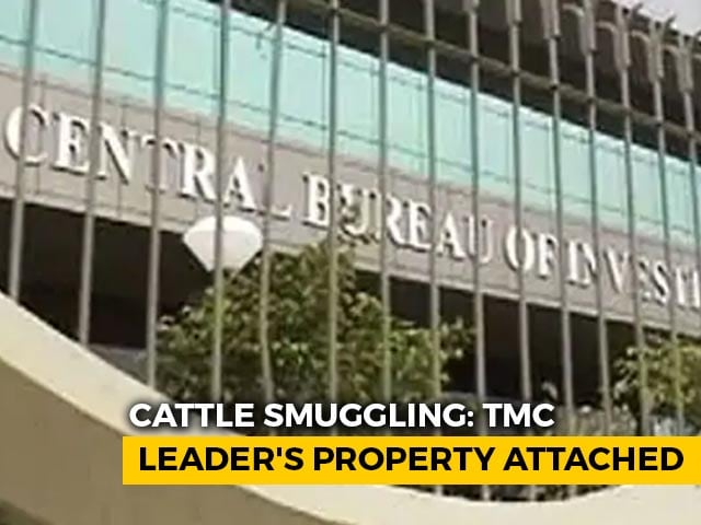 Video : CBI Summons Trinamool Leader's Brother In Cattle Smuggling Case