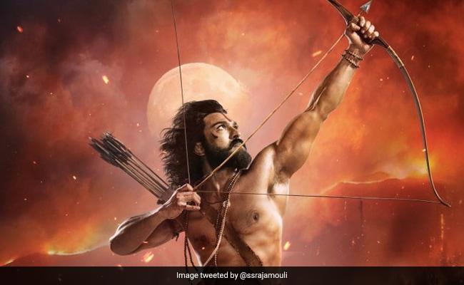 RRR New Poster: Ram Charan In His 'Fiercest Avatar' Alluri Sita Ramaraju Will Set Your Screens On Fire