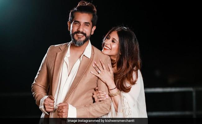 TV Stars Kishwer Merchant And Suyyash Rai Are Expecting Their First Baby - NDTV
