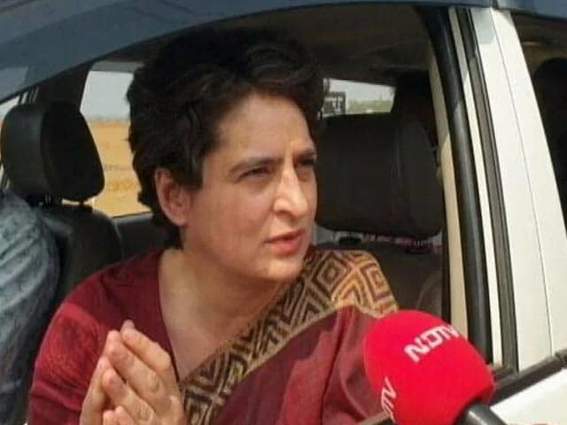 Video : How Priyanka Gandhi Vadra Explained Alliance With Muslim Cleric In Bengal