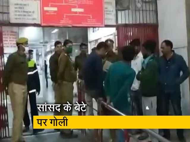 Video : देश प्रदेश : उत्तर प्रदेश में BJP सांसद के बेटे पर फायरिंग