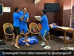Yuvraj Singh, Pragyan Ojha Engage In Cake Fight, Rohan Gavaskar Tweets Video. Watch