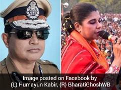 In Trinamool Vs BJP, Former Cops To Clash In Bengal's Debra Seat