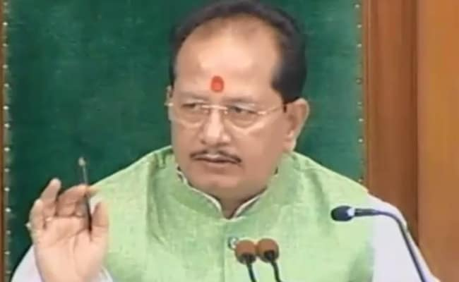 Bihar To Have 'Best Legislator Award', Says Speaker Vijay Kumar Sinha